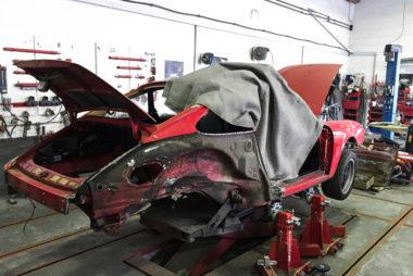 Automobile Genieser, Prosche, Porsche 911 Carrera, Restauration, Oldetimer, Youngtimer, KFZ Reperatur, Spezialisierung, Bad Dürkheim, Werkstatt