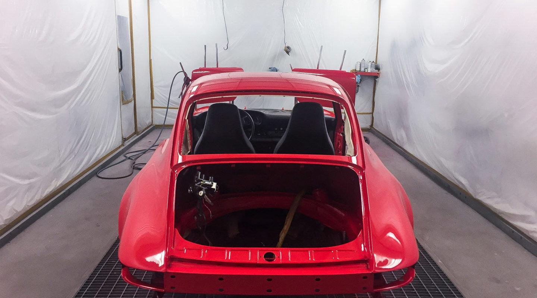 Automobile Genieser, Prosche, Porsche 911 Carrera, Komplettlackierung, Lackierung,Restauration, Oldetimer, Youngtimer, KFZ Reperatur, Spezialisierung, Bad Dürkheim
