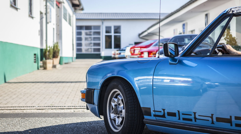 AutomobileGenieser, Spezialist für Porsche und Jaguar, Instandsetzung, Bad Dürkheim, Youngtimer, Oldtimer, Vorderpfalz