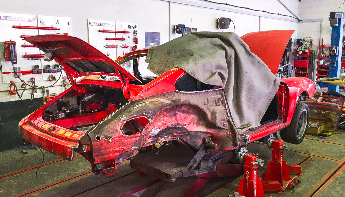 Automobile Genieser, Werkstatt, Unfallinstandsetzung, Restauration, Reperatur, Oldtimer, Youngtimer