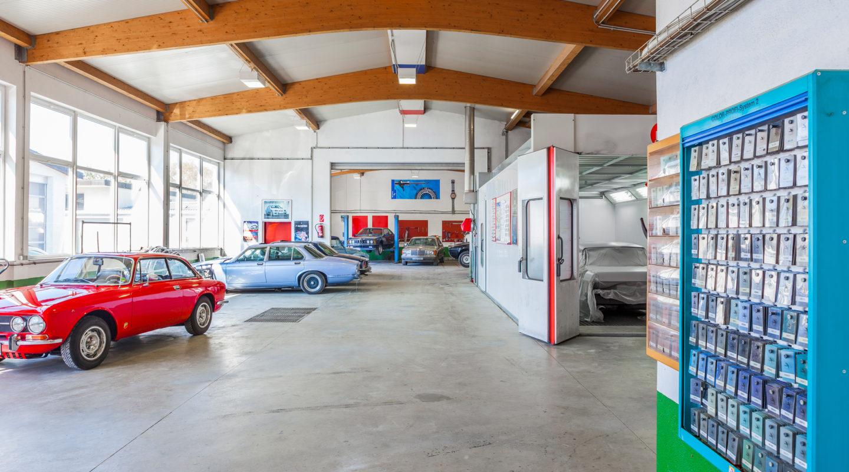 Automobile Genieser – Lackiererei, Lack, Lackierung, Farbe, Werkstatt, Alpha Romeo, Mercedes, Benz, Oldtimer, Youngtimer, Restauration, Reperatur
