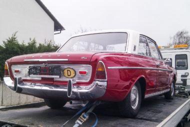 Automobile Genieser, Ford Taunus, Taunus 17m, Restauration, Reperatur, individuelle Anpassung, KFZ, Oldetimer, Youngtimer