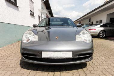 Automobile Genieser, Porsche 996 Carrera, Cabrio, Restauration, Sportwagen, Bad Dürkheim, Vorderpfalz