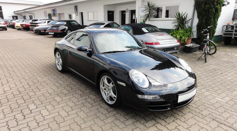 Automobile Genieser, Porsche 997 Carera S, Restauration, Sportwagen, Bad Dürkheim, Vorderpfalz