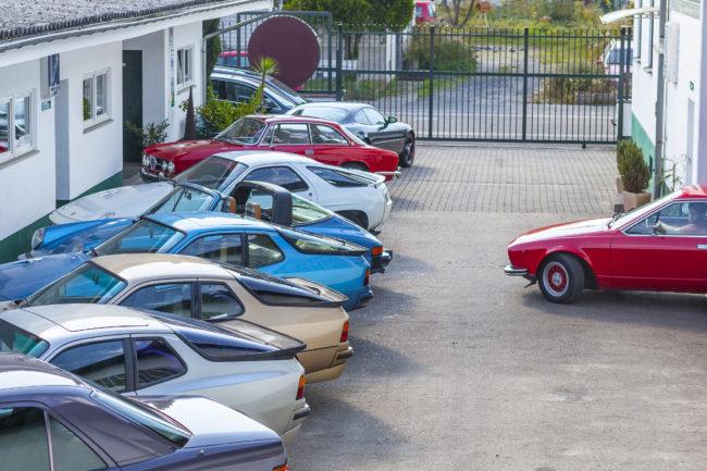Automobile Genieser, Restauration, KFZ, Automobil, Porsche, Oldtimer, Youngtimer, Alfa Romeo, Sportwagen