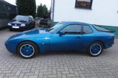 Automobile Genieser, Porsche 944 S, Restauration, Bad Dürkheim, Vorderpfalz